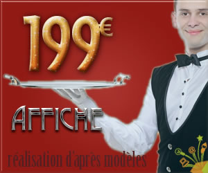 carte de viste à 25€